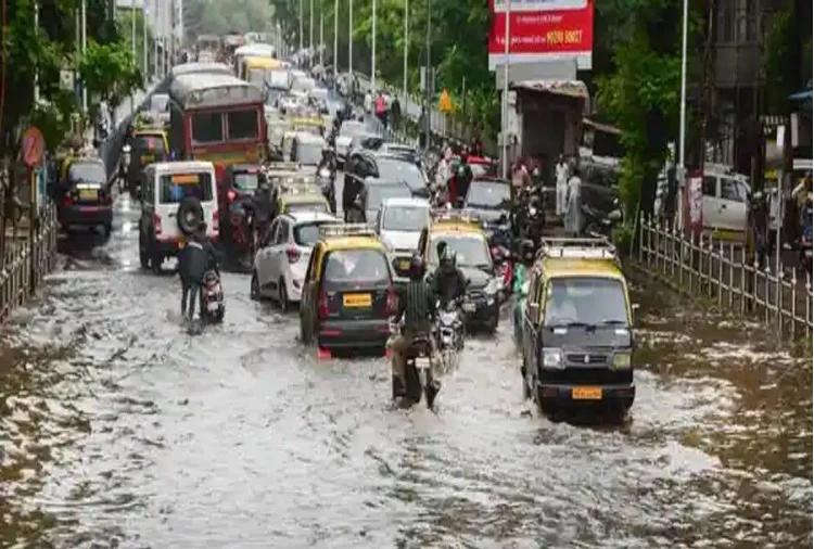 रेड अलर्ट: मुंबई में भारी बारिश से तबाही, देखें वीडियो