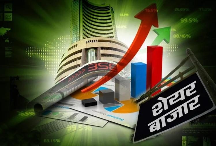 शेयर बाजार में भारी उछाल: निफ्टी 16800 के पार, सेंसेक्स में 321 अंकों की बढ़त