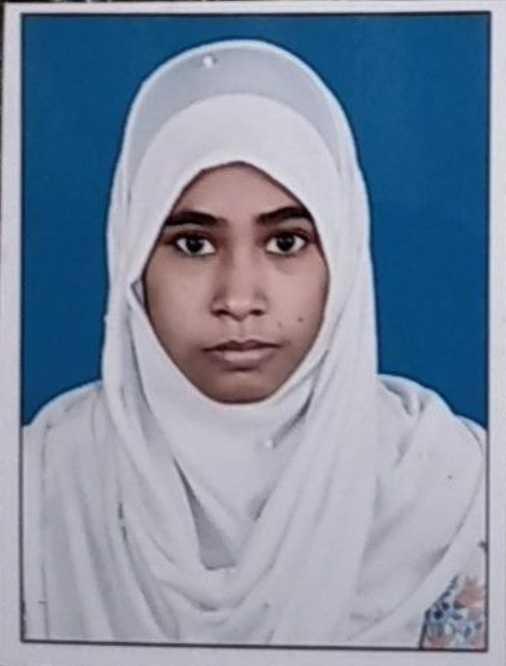 बिजनौर की छात्रा ने मुबई में मारी बाजी