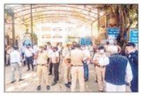 अदालतों की सुरक्षा राम भरोसे कब तक