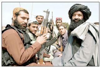 तालिबान पर अफगानी नागरिकों  को नहीं भरोसा