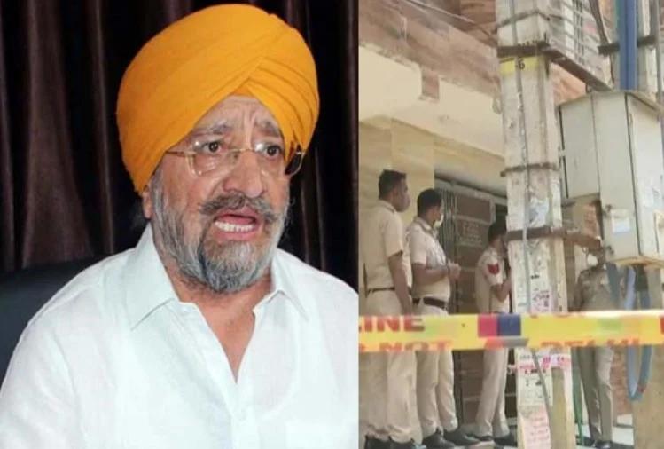 दिल्ली: सड़ी गली अवस्था में मिला नेशनल कांफ्रेंस के नेता त्रिलोचन सिंह वजीर का शव