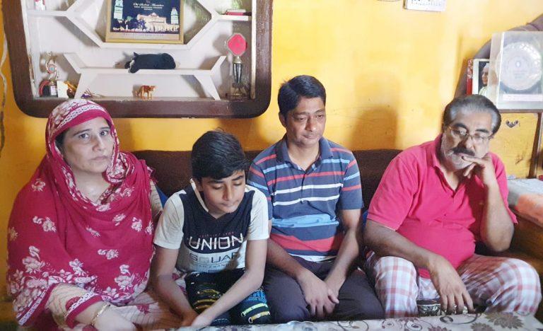 मशहूर शायर रज्मी का परिवार जी रहा मुफलिसी की जिंदगी