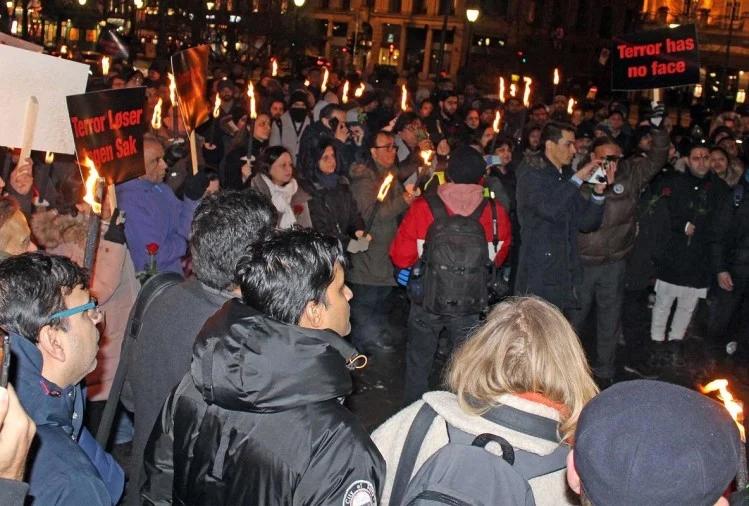 नॉर्वे में व्यक्ति के हमले में पांच लोगों की मौत, दो घायल