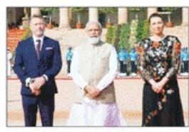 डेनमार्क प्रधानमंत्री की भारत यात्रा के निहितार्थ