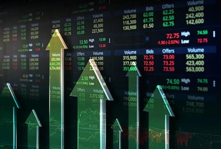 हरे निशान पर खुला शेयर बाजार